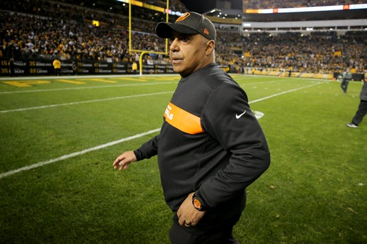 Cincinnati Bengals At Pittsburgh Steelers 12 30 2018