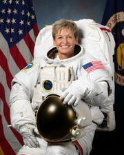 Peggy Whitson was the first woman to command the International Space Station.