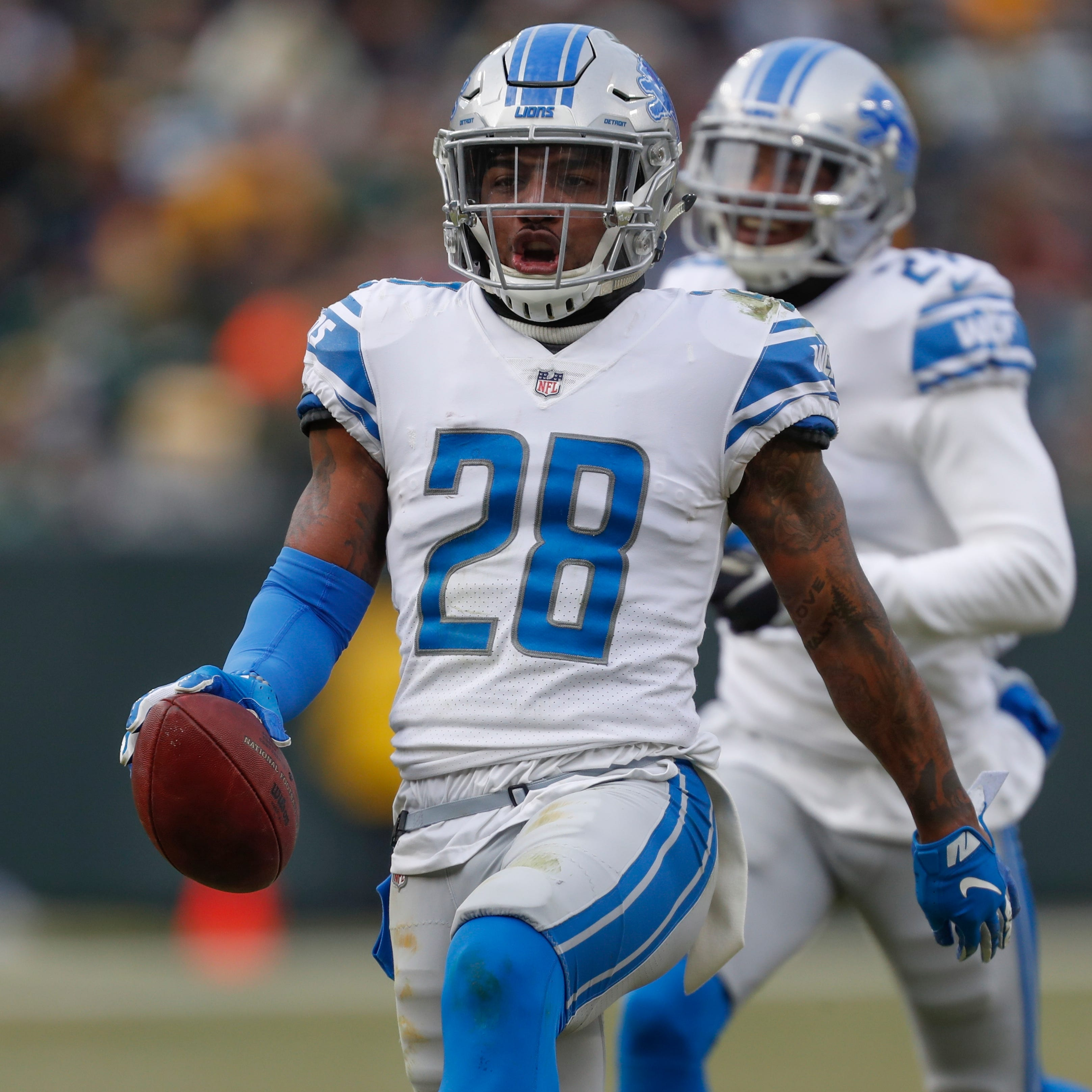 Detroit Lions stuffing roster with former long shots — like New England
