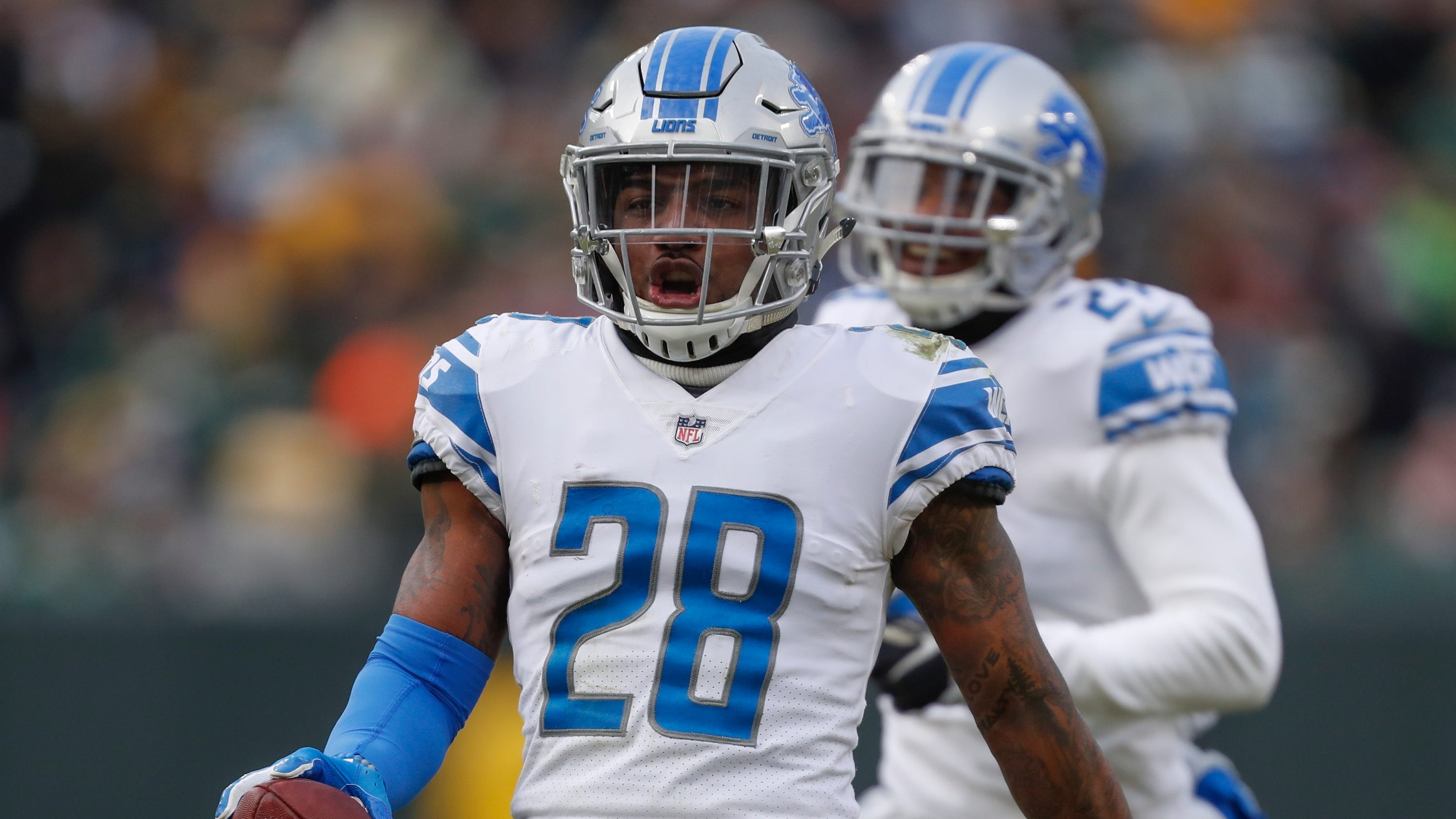 5d37ddb1 Detroit Lions stuffing roster with former long shots