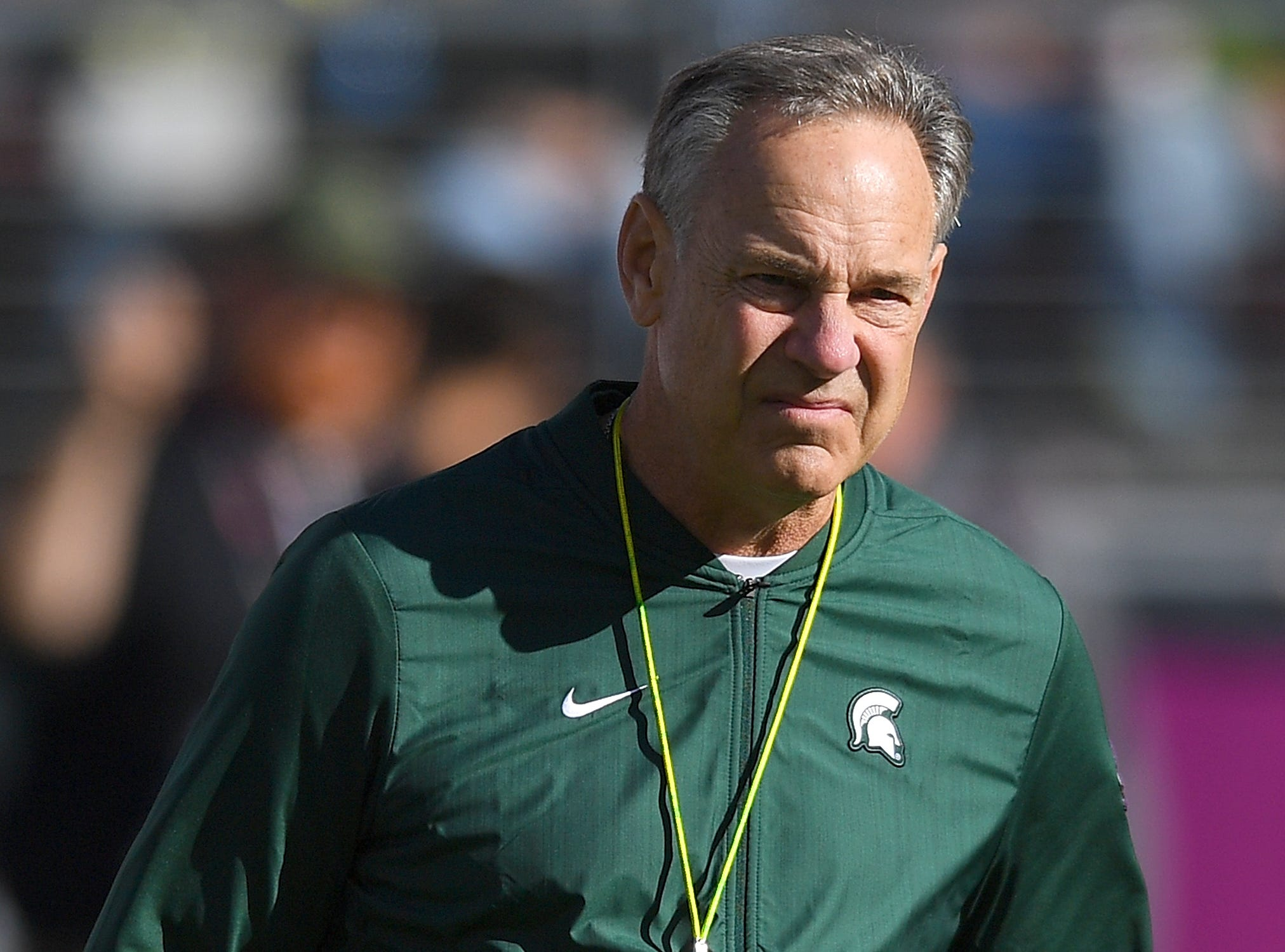 Michigan State football fans don't take offensive shakeup well