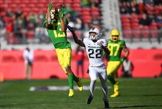 Redbox Bowl Michigan State V Oregon