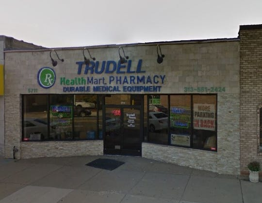 "Trudell Pharmacy in Dearborn, which Haytham ""Tom"" Fakih founded in 1996."