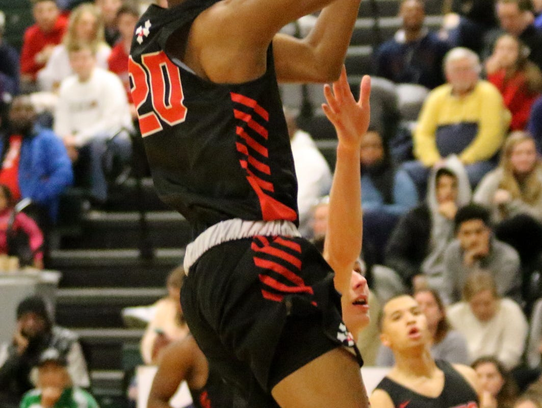 St. Stephens/St. Agnes was a 95-50 winner over Greater Letrobe in the boys National Division championship game at the Josh Palmer Fund Elmira Holiday Inn Classic on Dec. 30, 2018 at Elmira High School.