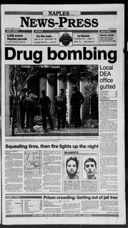 DEA bombing 1990