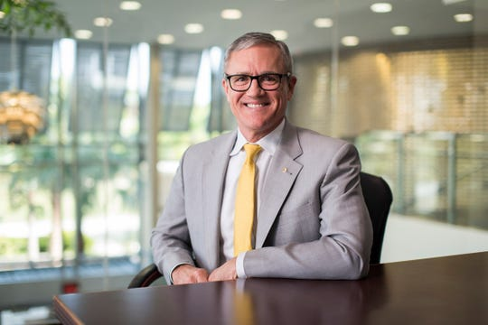 UCF President Dale Whittaker.