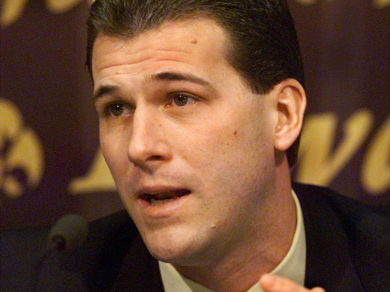 "From 1999: New Iowa men's basketball coach Steve Alford on whether he desires, someday, to return to Indiana to replace Hoosiers Coach Bob Knight: ""This is the opportunity, this is where my family has been led. I don't think that now you go into hopping from Big Ten school to Big Ten school."""