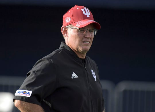 Tom Allen will have new coordinators on offense and defense to start the 2019 season.