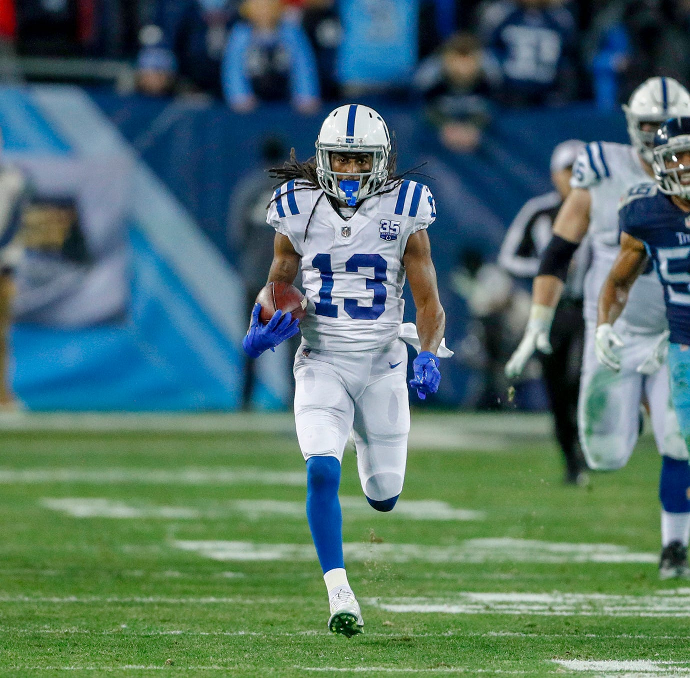 TY Hilton on Colts' offense: 'It's gonna be scary'
