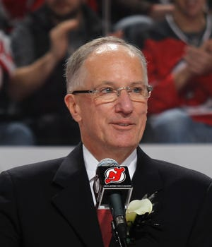 """Mike """"Doc"""" Emrick will be back in his native Indiana to call this week's Winter Classic in South Bend."""