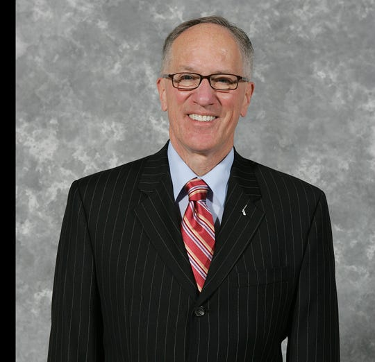 Doc Emrick's voice has become synonymous with hockey.