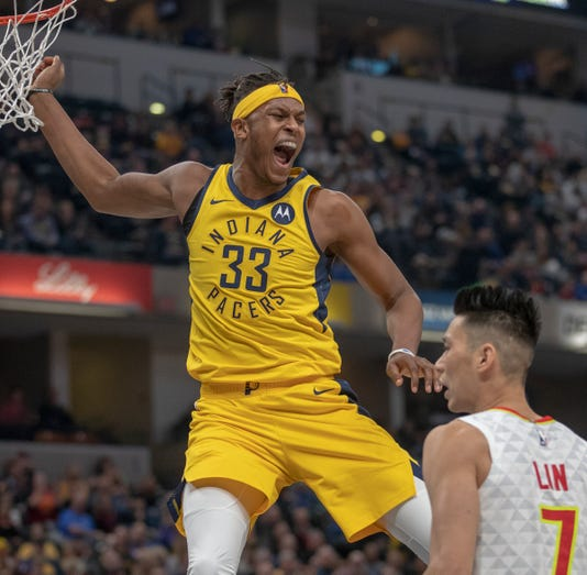 Pacers Beat The Hawks 116 108