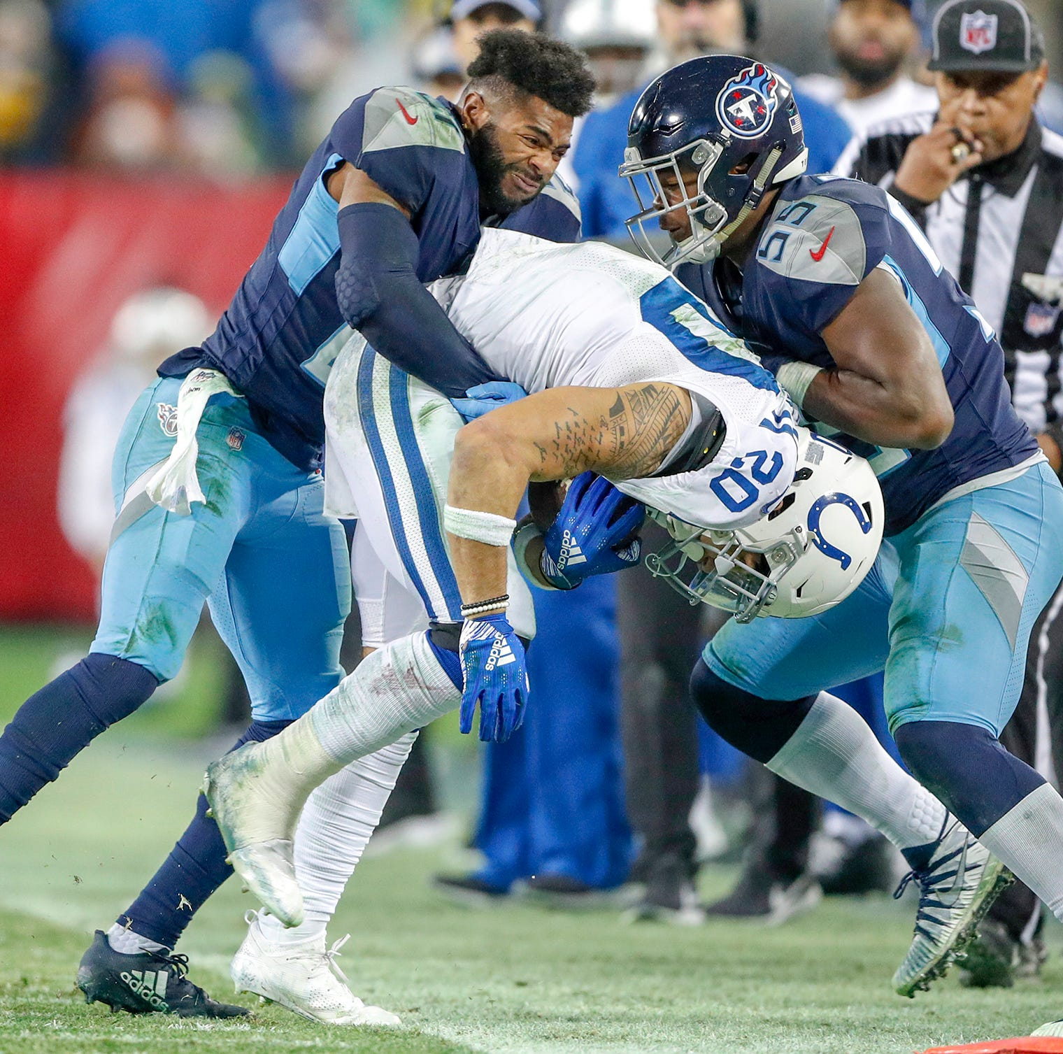 Doyel: Colts beat Titans, reach playoffs but feel they haven't done anything yet