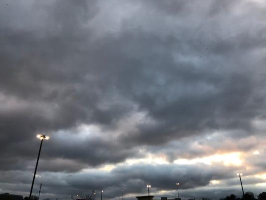 Storm Clouds