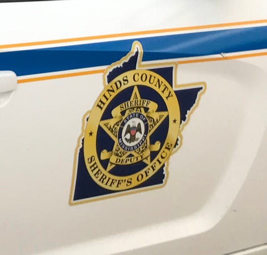 The side of a Hinds County Sheriff's Dept. vehicle is seen in this stock photo.