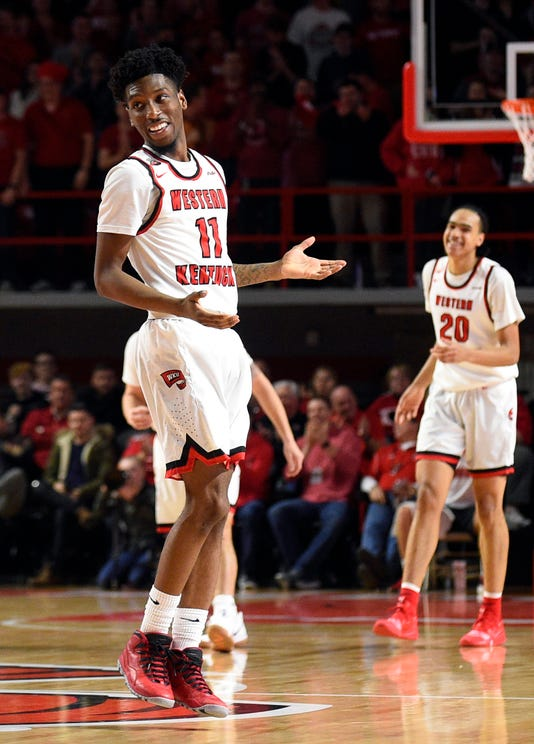 Ncaa Basketball Wisconsin At Western Kentucky