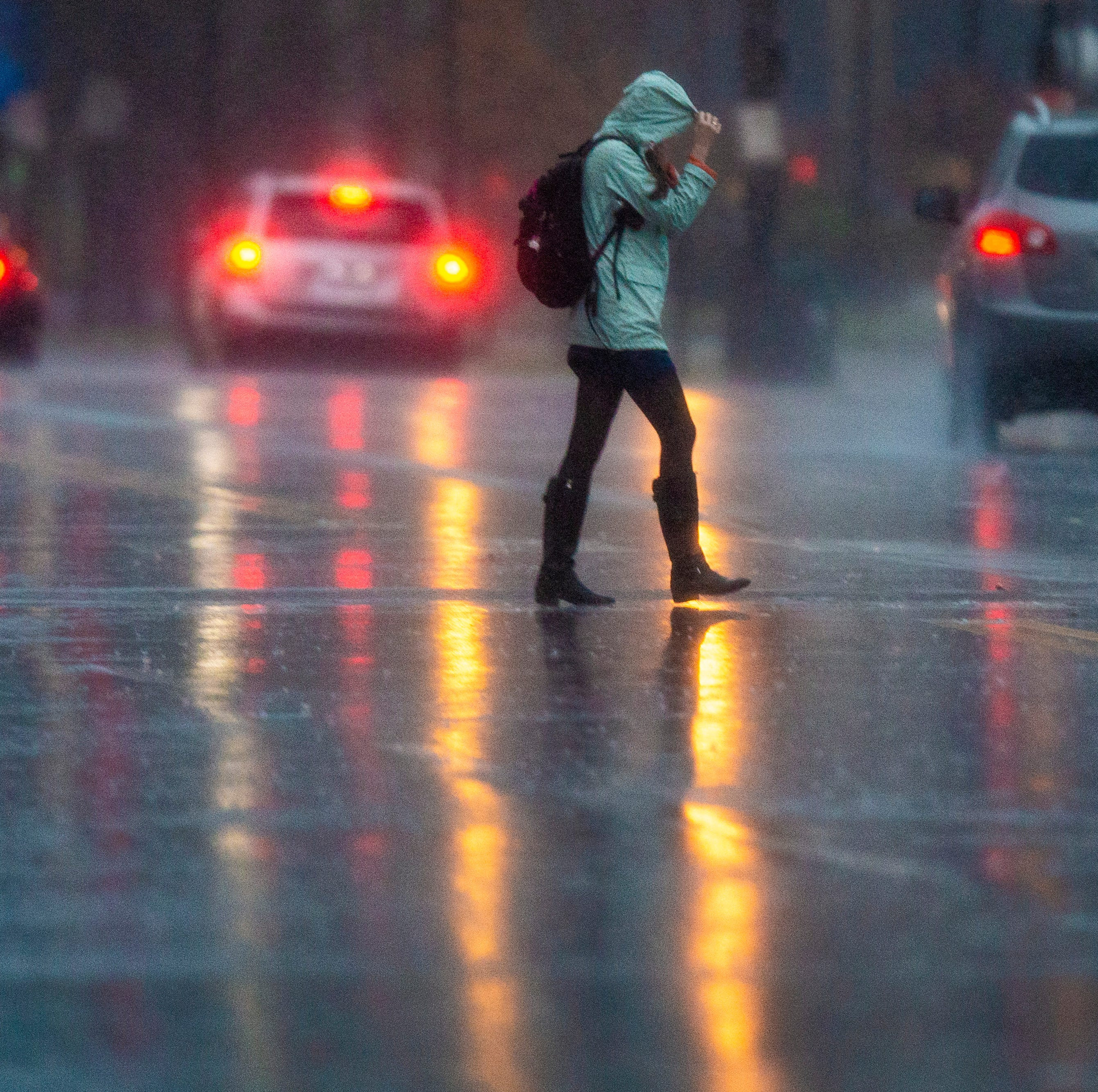 Louisville weather this week has it all — snow, rain and a flood watch