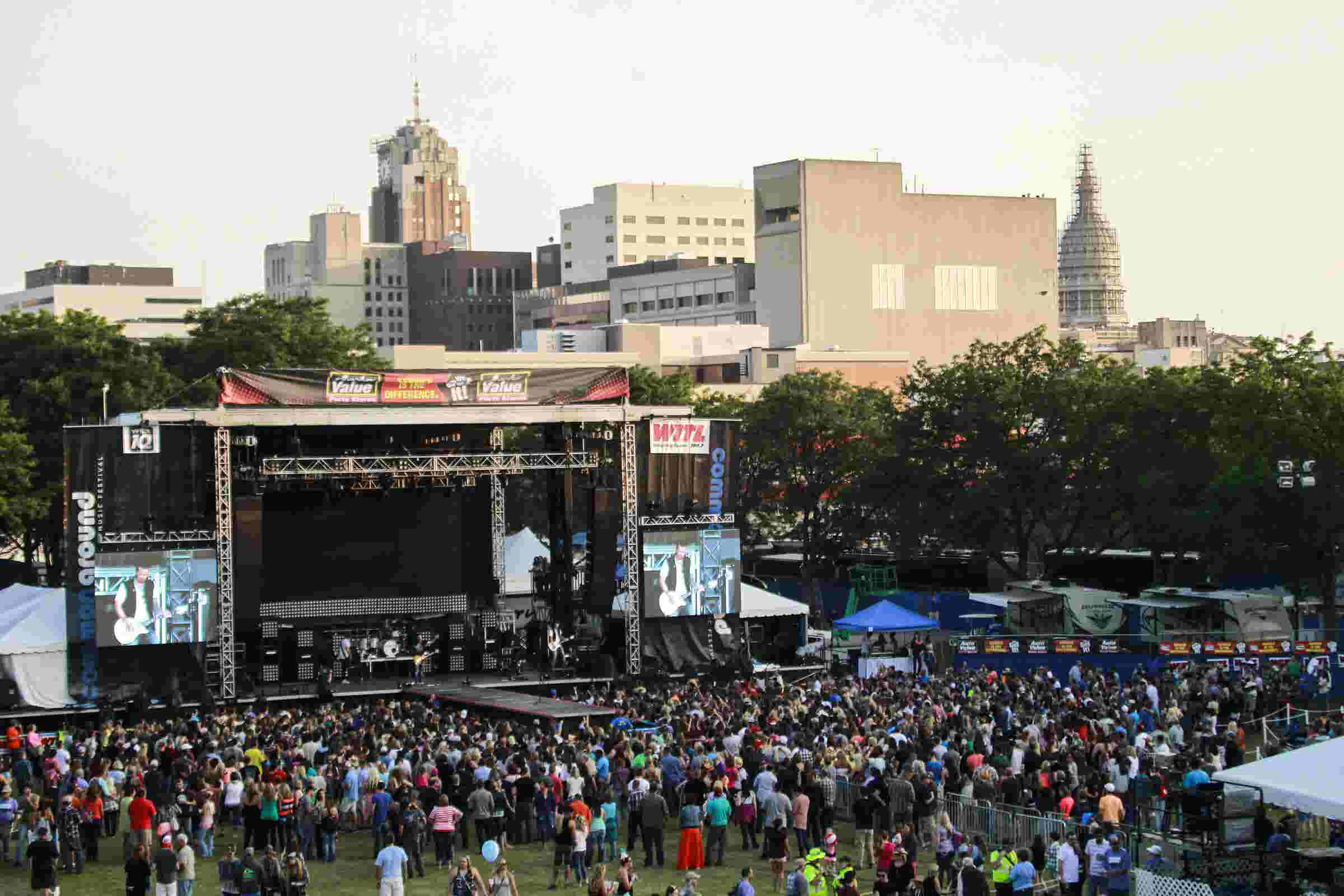 Taste of Country music festival at Cooley Law School Stadium put on hold, may return