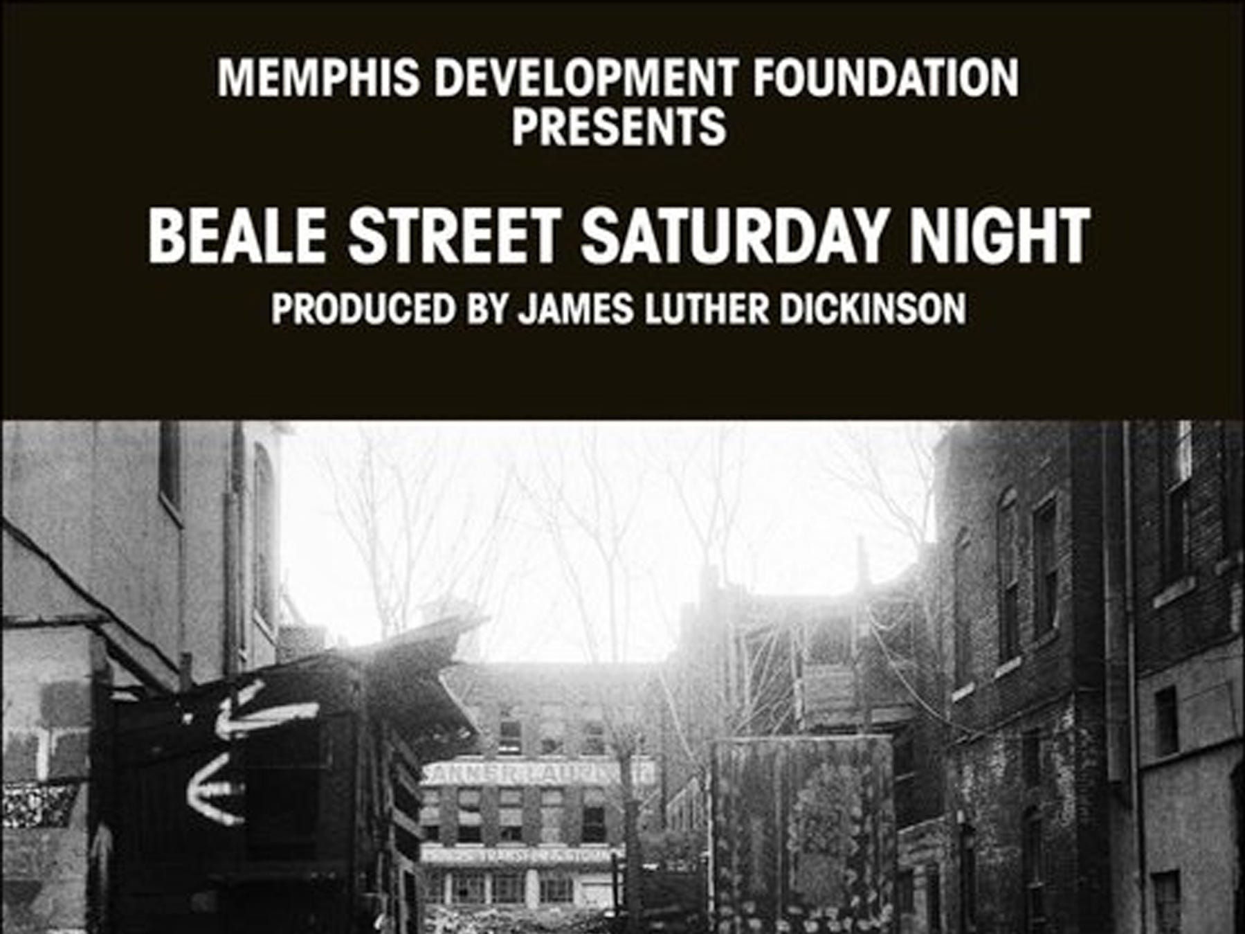 """Beale Street Saturday Night"" -- Various Artists"