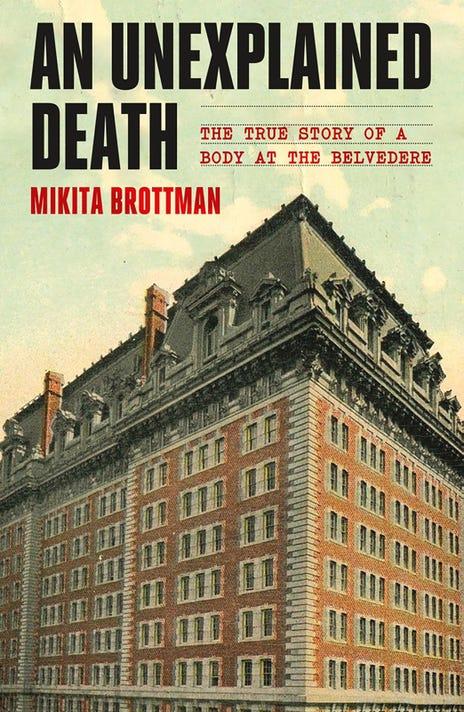 Bookworm An Unexplained Death