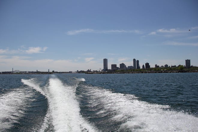 Pollution from plastics is a concern for freshwater areas, too, including Lake Michigan.