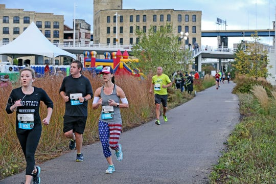 The last Milwaukee Marathon was run in October 2017 under different ownership.