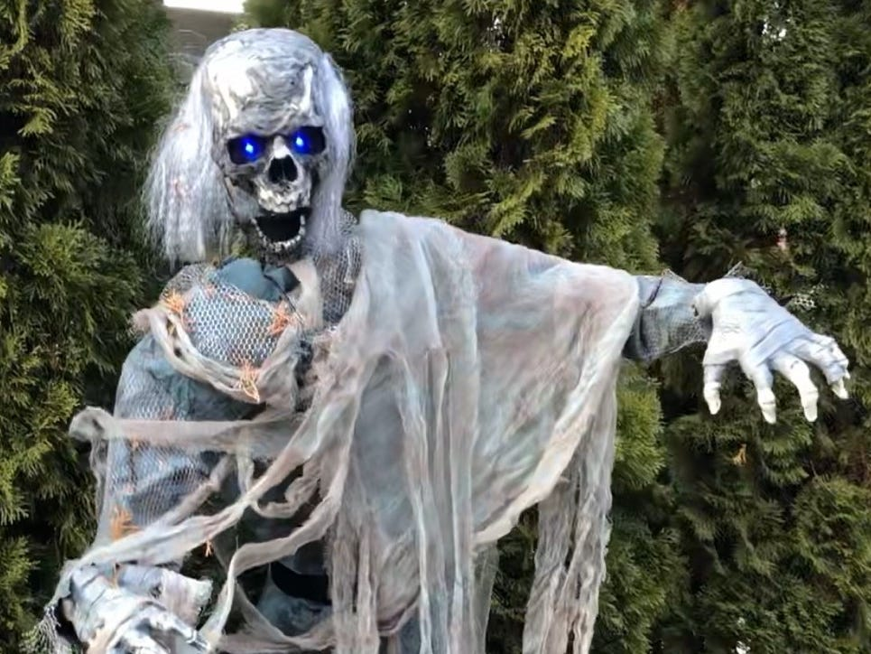 """Meet a member of the army of the undead at City Lounge's """"Winter is Coming"""" pop-up bar experience Jan. 11 to Feb. 2."""