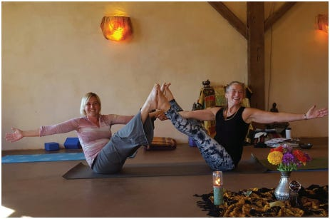 Wellness retreats can help you start your year right.