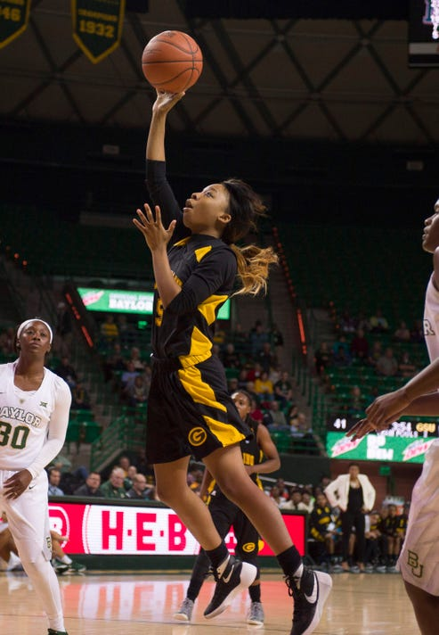 Ncaa Womens Basketball Grambling State At Baylor