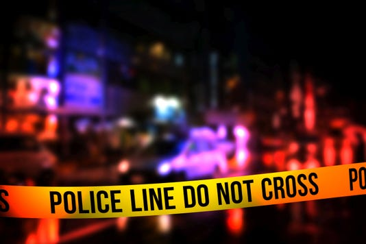 Police Line Do Not Cross Tape