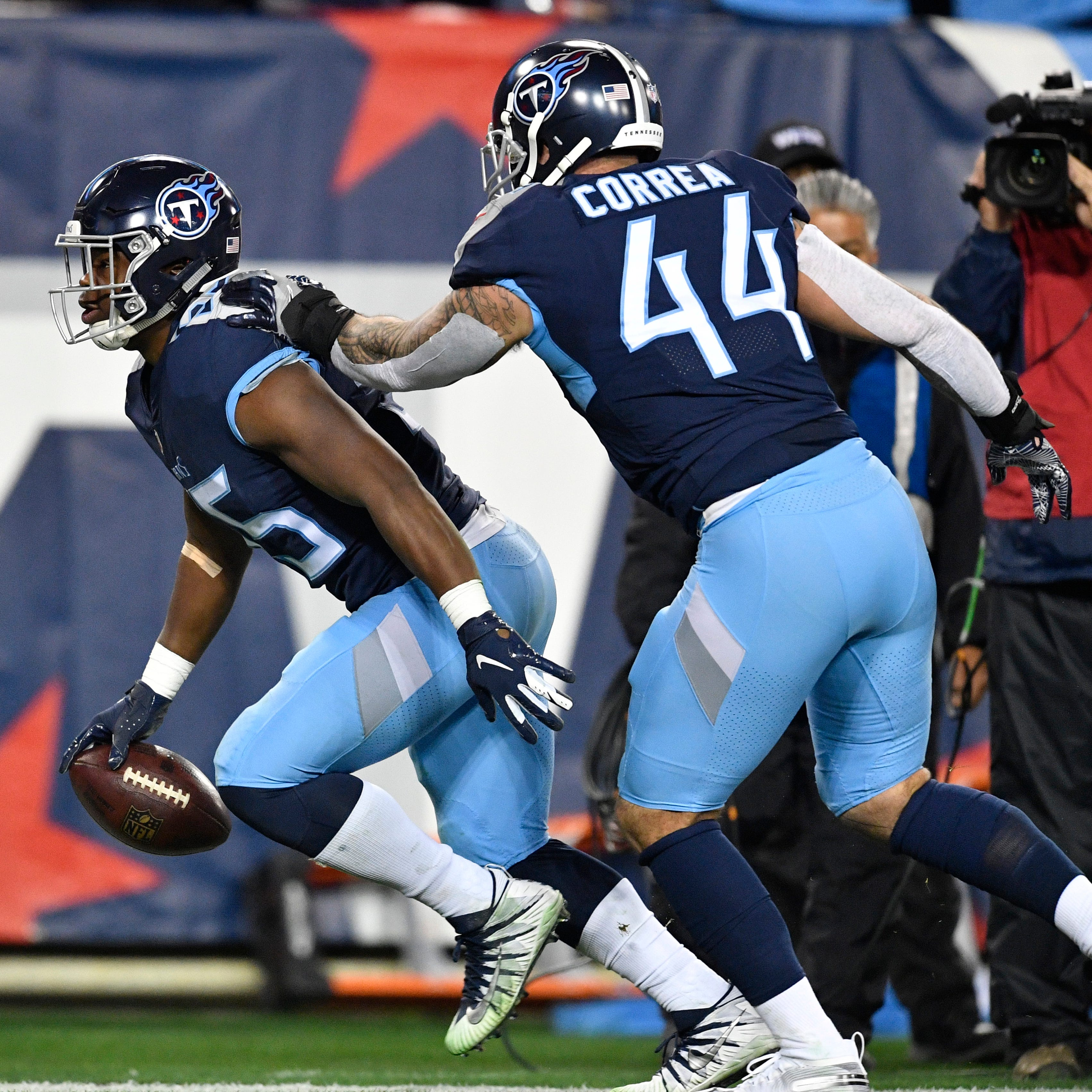 Titans defense couldn't get off the field against Colts