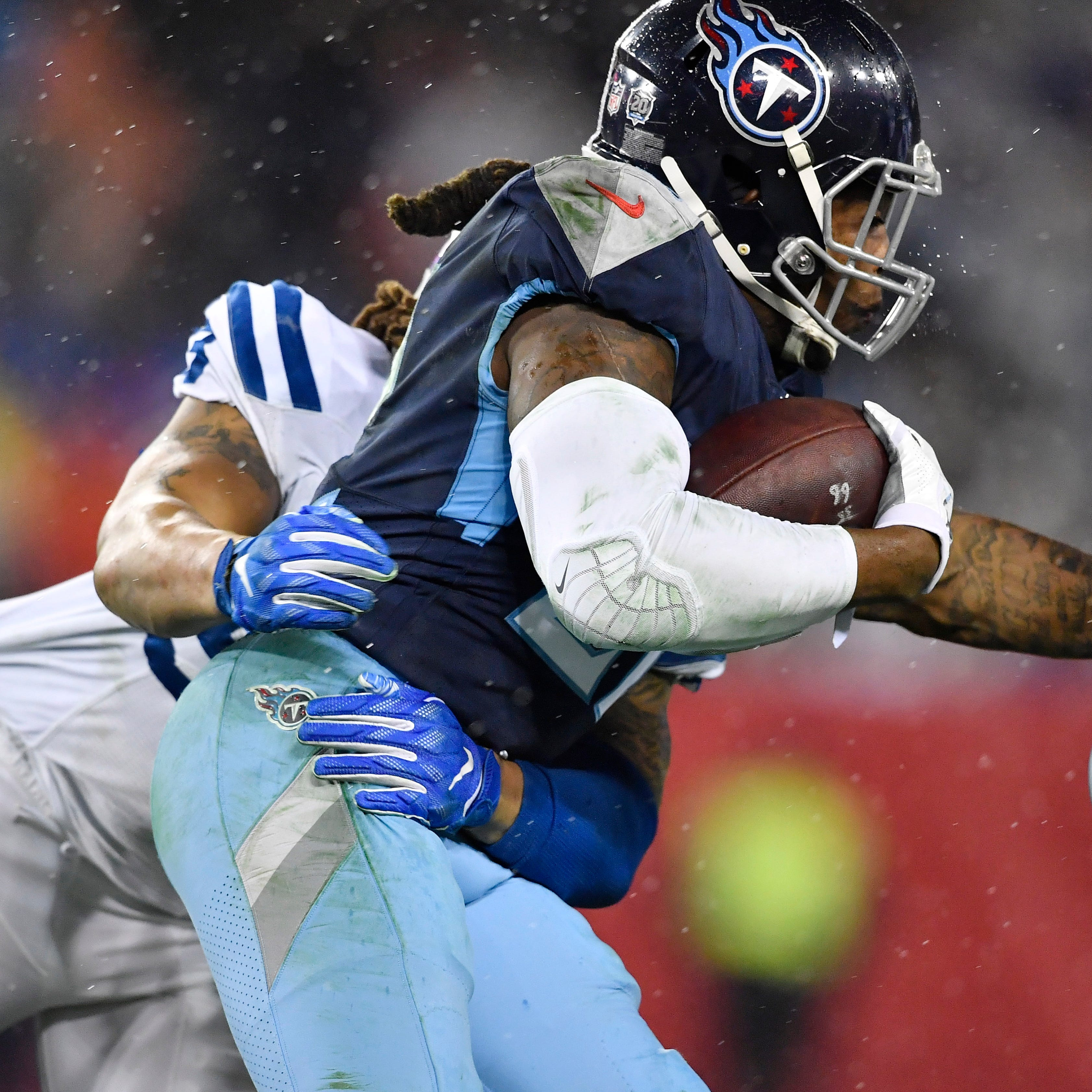 NFL releases Tennessee Titans 2019 schedule