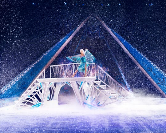 Disney on Ice: Frozen stops by the Ford Center Thursday through Sunday.