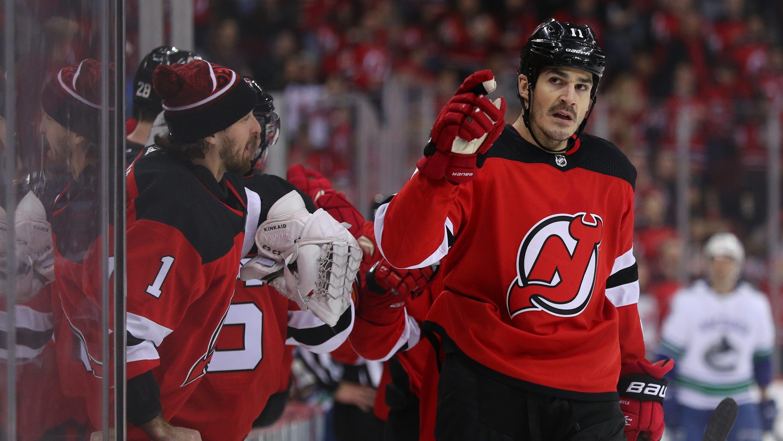 6bdd5970d6b NJ Devils trade Brian Boyle to Nashville Predators