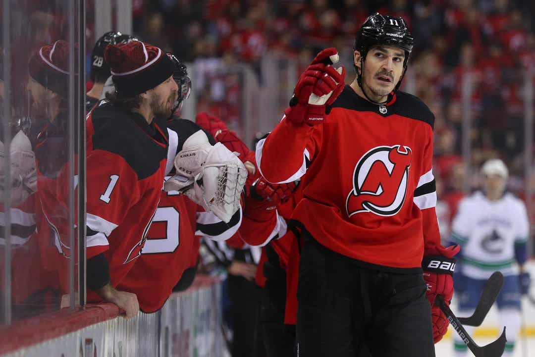 Boyle has been through a lot with the Devils and has become an emotional  leader on the team b795ceadb