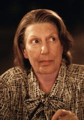 Nancy Marchand played Livia Soprano