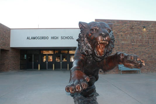 Alamogordo High School