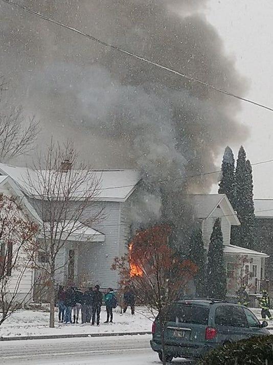 Oshkosh Fire