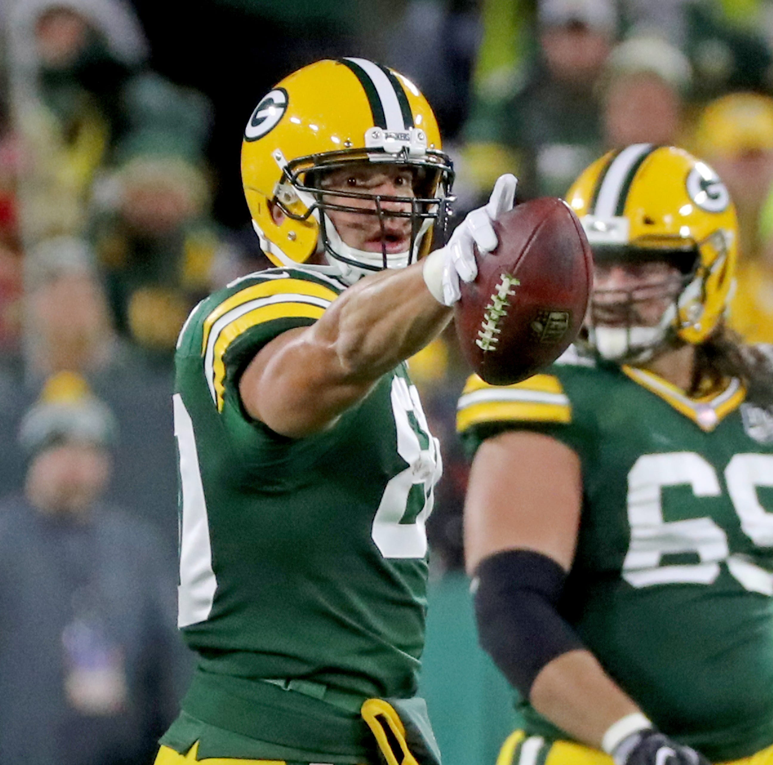 Packers Morning Buzz: Five players with the most to prove in 2019