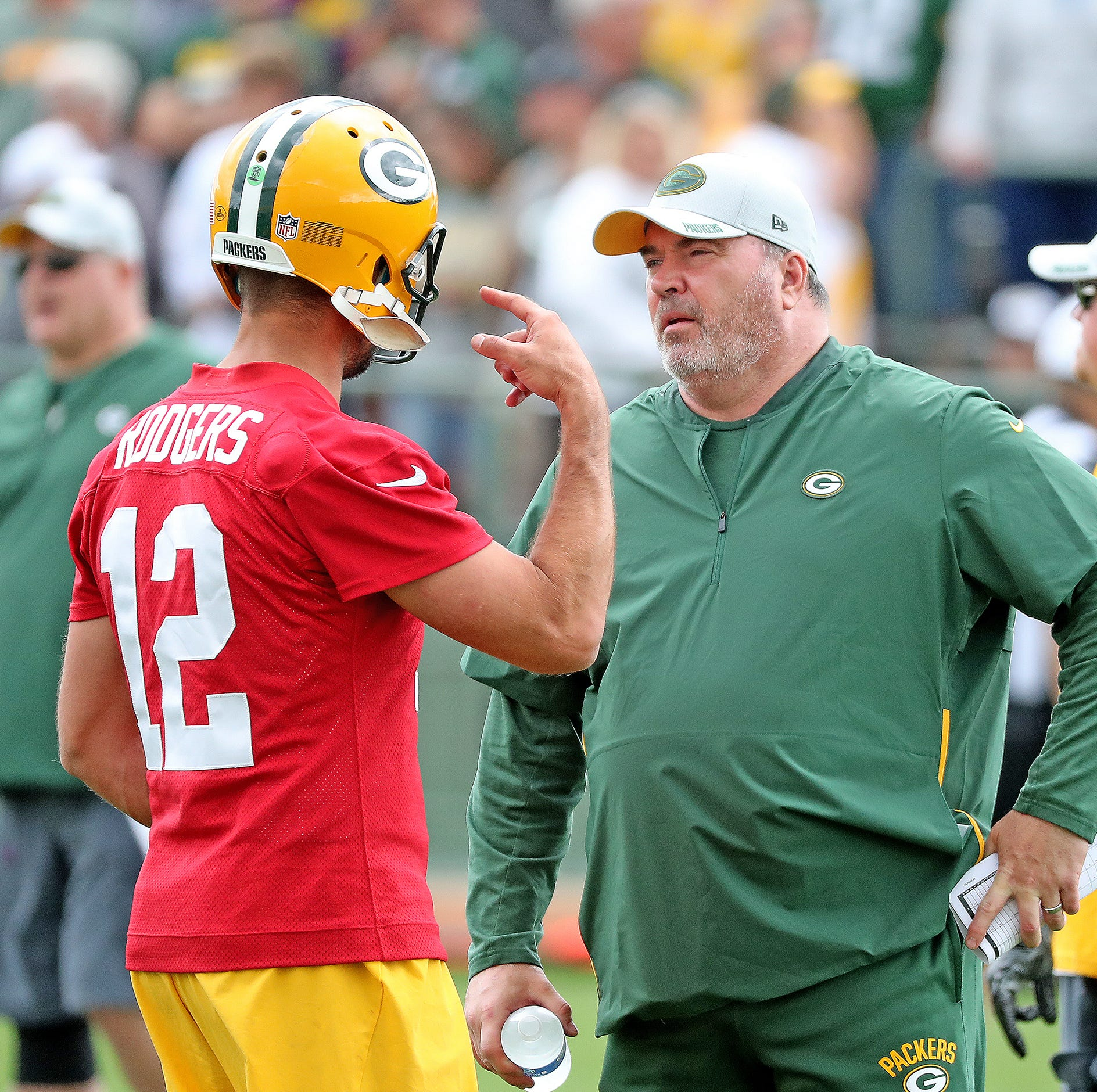 Packers Morning Buzz: 'Void at top' allowed McCarthy-Rodgers relationship to unravel