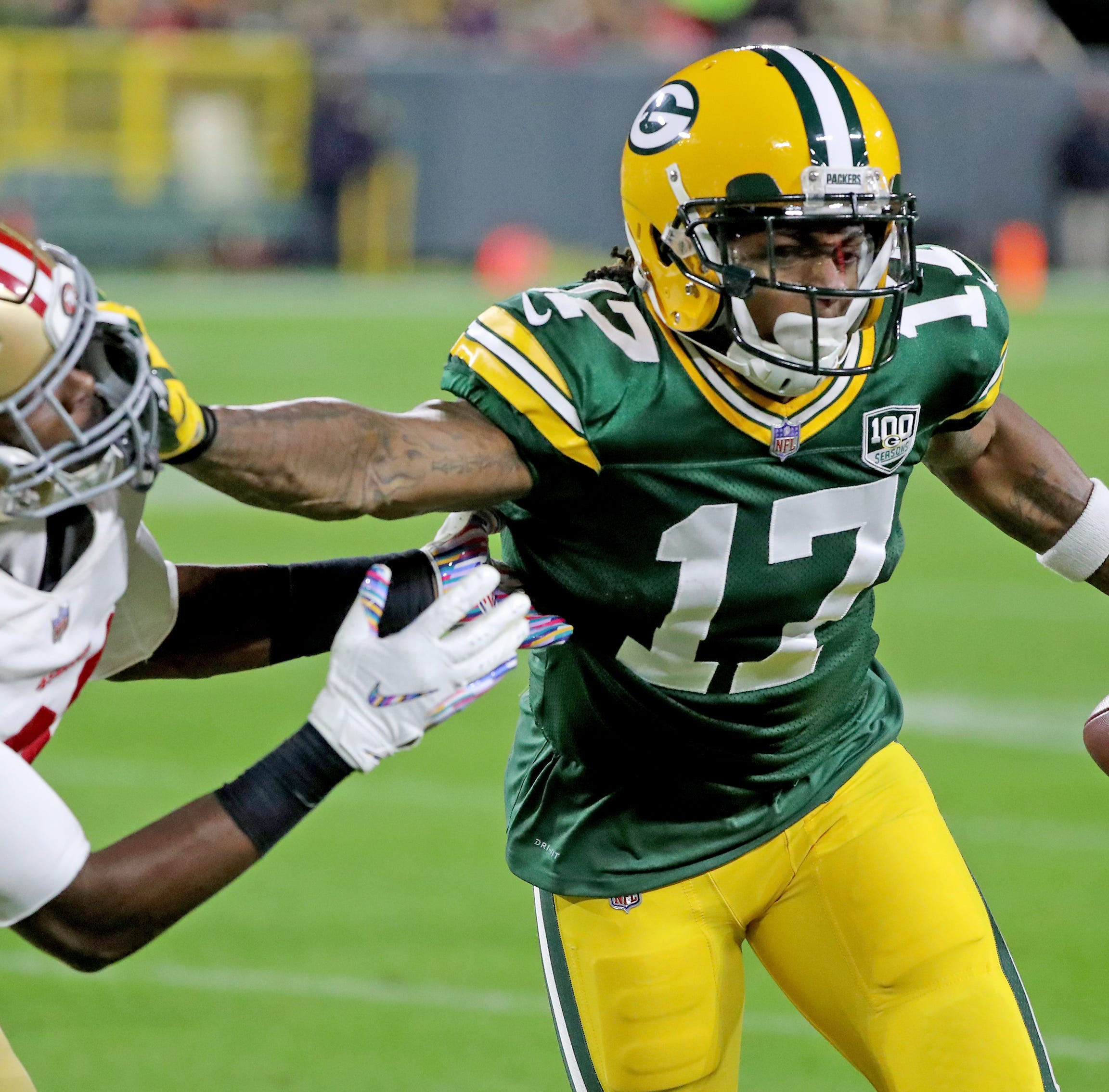 Packers Morning Buzz: Could Davante Adams shift to slot receiver?