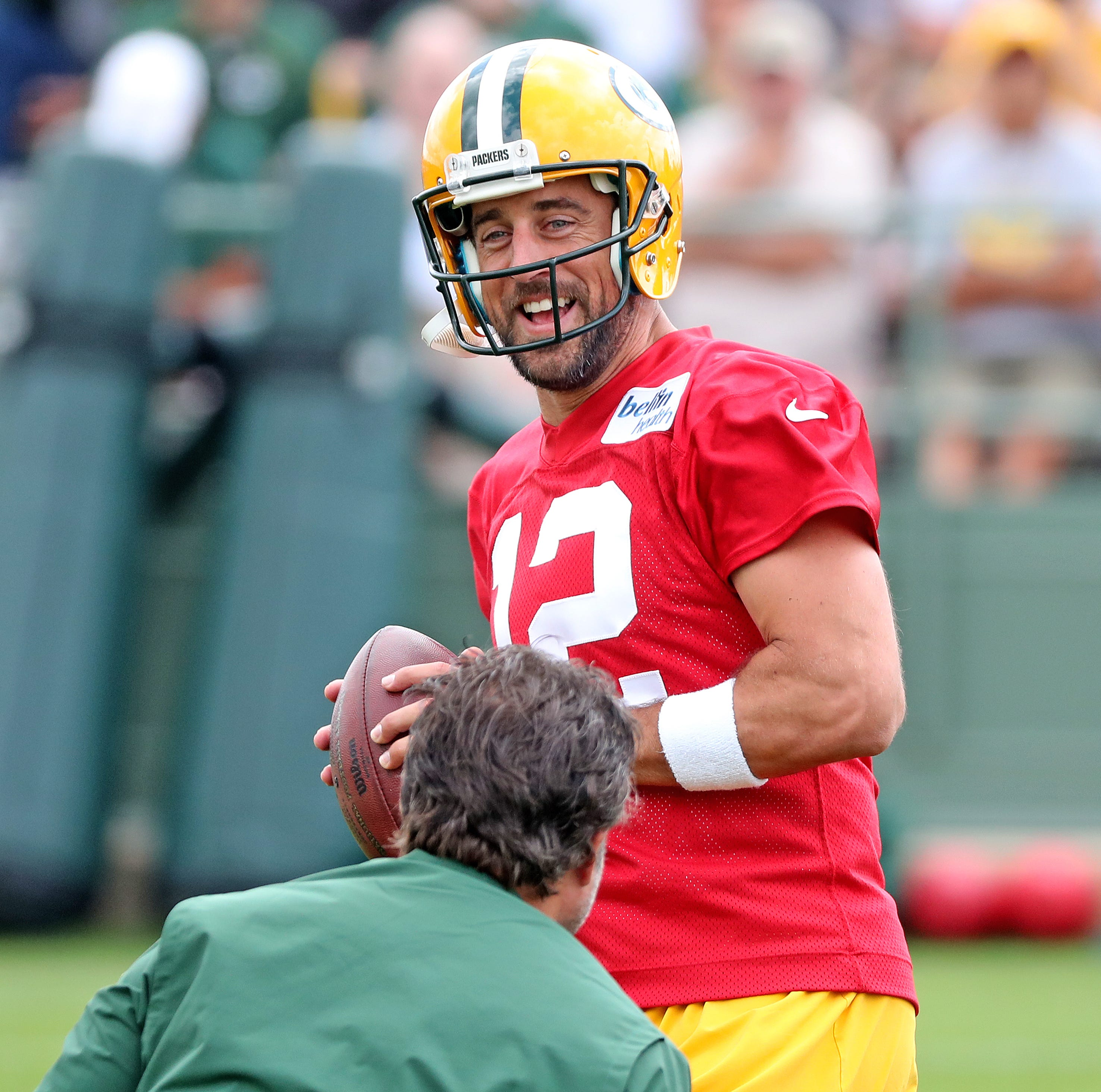 Dougherty: Matt LaFleur must decide who best to work with Aaron Rodgers