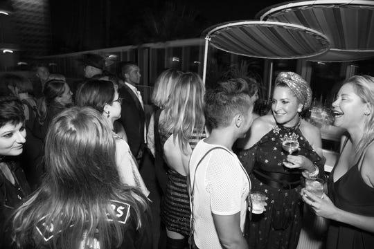 Giorgio's disco nightclub in Los Angeles