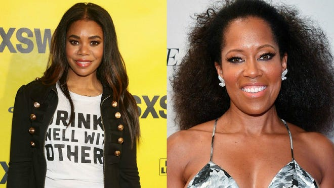 Regina Hall (left) and Regina King are two of the most talented actresses working in Hollywood today.Both are expected to attend the Palm Springs International Film Festival.