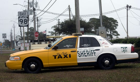 Santa Rosa Sheriff S Office Dui Taxi