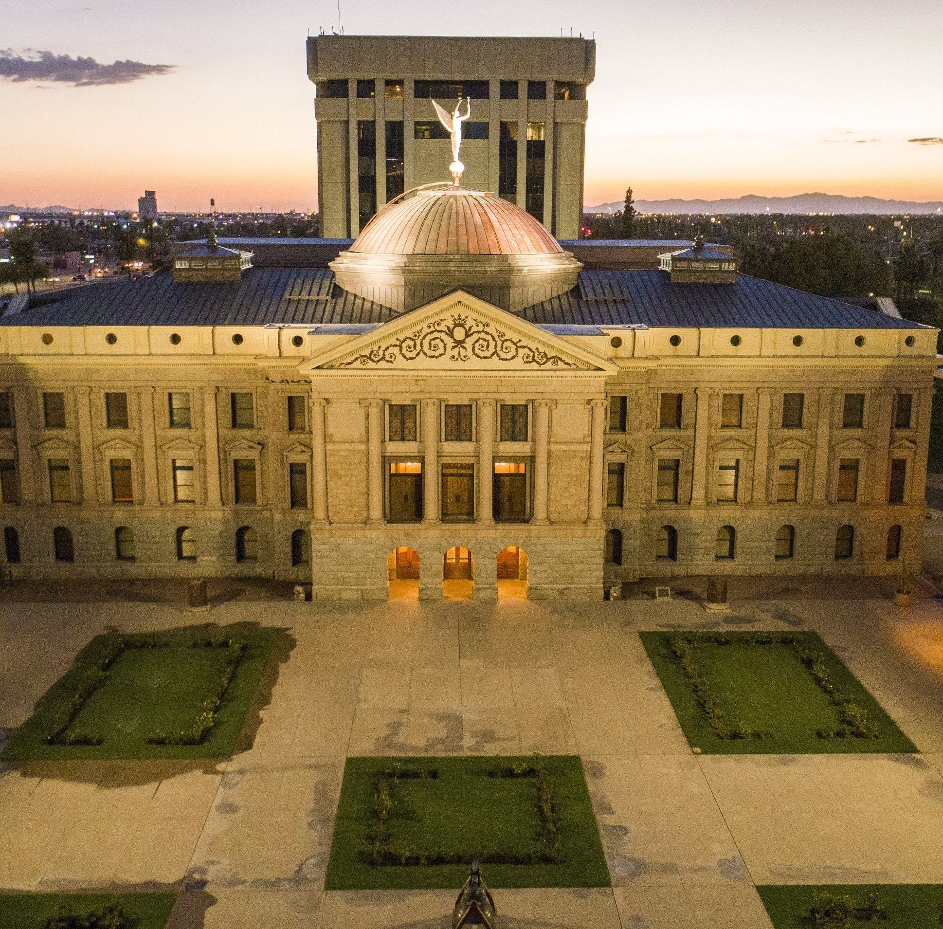Six stateofficials will be sworn in Monday, Jan. 7, at an inauguration ceremony at the Arizona Capitol.
