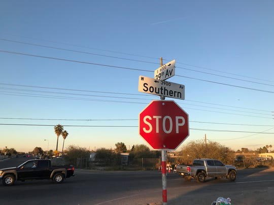 Phoenix residents who live near Southern and 39th avenues want the city to install traffic lights and streetlamps at the intersection where two pedestrians were struck and killed in less than a month.