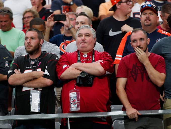 Where does the 2018 Arizona Cardinals season rank among the worst ones ever?
