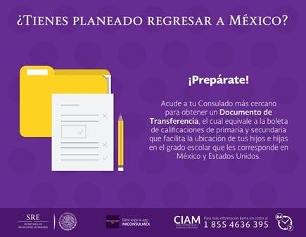 ¿Para qué sirve el documento de transferencia?