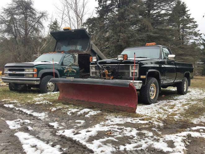Light snowfalls this winter have left local landscapers and snow plow services, like JSM Landscaping in Fort Gratiot, idle or doing other work.